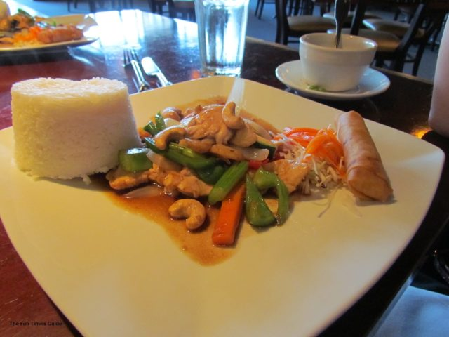 Thai Restaurant Review Jasmine Thai Cuisine In Cool Springs The Franklin