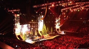 Review Of CMA Country Christmas Show, A Holiday Special That Tapes In Nashville & Airs On ABC Each Year