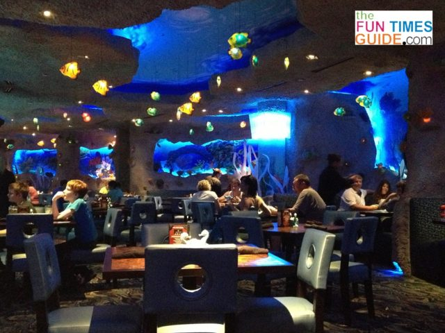 It 39 S A Fun Dining Experience For Kids And Adults At The