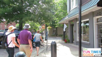 Review Of Historic Franklin, Tennessee Walking Tours: Our Franklin On Foot Food Tour