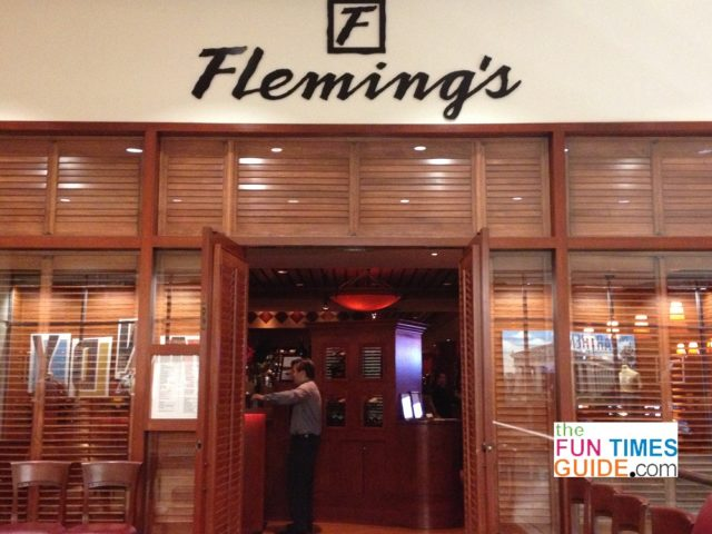 Nashville Flemings Steakhouse Restaurant Review Fun Times Guide To Franklin