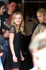 Kate Bosworth in Franklin, Tennessee for the premiere of boyfriend Orlando Bloom's new movie, 'Elizabethtown'.
