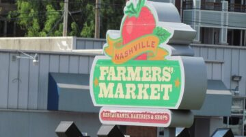 A Review Of The Nashville Farmers' Market