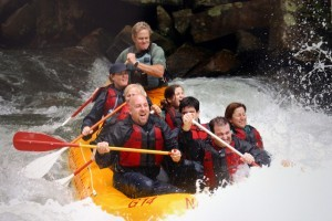 Whitewater-Rafting-the-Nantahala-River-in-Bryson-City-NC