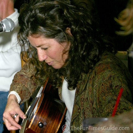 Close up and personal with Amy Grant at the Bluebird.