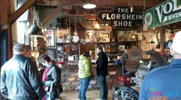 American Pickers Mike Wolfe's Antique Archaeology Store In Nashville