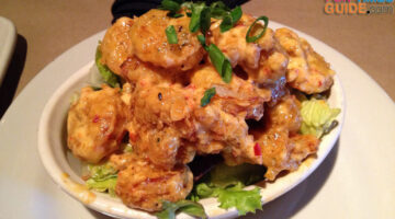 Looking For Seafood In Franklin, TN? My Family's Review Of Bonefish Grill
