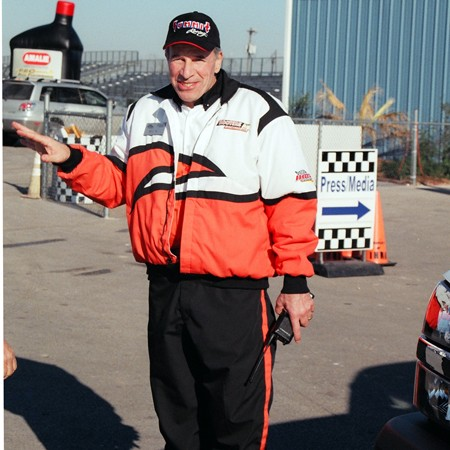 Bill Bader is the president of IHRA motorsports.