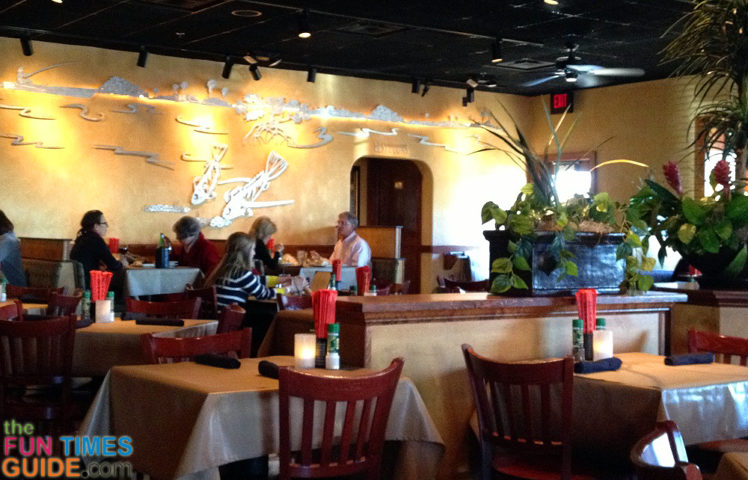 Looking for seafood in franklin tn my family 39 s review of for Fish bones restaurant