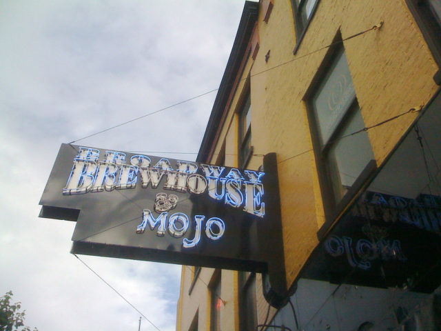 Downtown Nashville 39 S Broadway Brewhouse Mojo Grill A Family Review