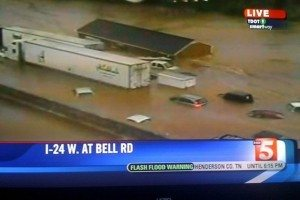 building-floating-down-i24-nashville-flood