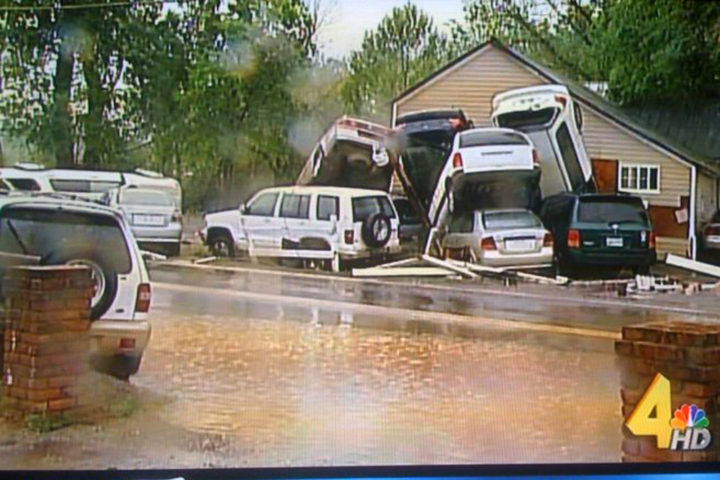 The disaster america forgot nashville flood 5 years for Franklin motor company nashville tn