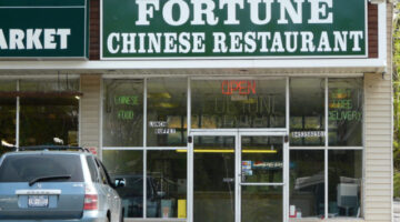 Our Favorite All-U-Can-Eat Chinese Restaurant: Closed!