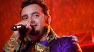 NSYNC's Chris Kirkpatrick Has Gone Country