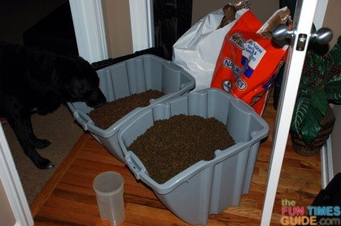 dog-food-bins
