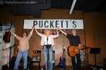Songwriters Marshall Chapman, Don Henry & Jon Ims at Puckett's In Franklin, TN