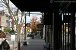 Downtown Franklin Tennessee.