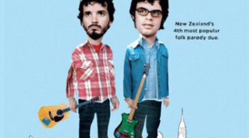 Win A Flight of The Conchords Prizepack!