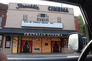 Re-Opening Franklin Theatre: The Downtown Movie Theater Becomes More Than Just A Franklin Cinema