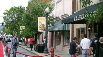 'Elizabethtown' Movie Premiere In Franklin, Tennessee