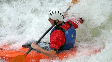 Photos Of Freestyle Kayaking, Playboating, And Whitewater Rafting At Hell's Hole On The Ocoee River