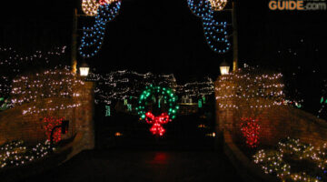Places To See Christmas Lights & Holiday Attractions In The Nashville Area
