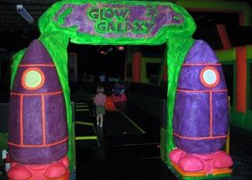 Glow Galaxy: Glow In The Dark Fun For Kids Birthday Parties & Open Play!