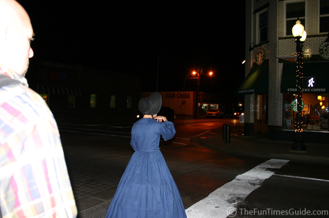 Franklin Tn Haunted Tours