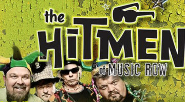 The Hitmen Of Music Row: Jeffrey Steele, Bob DiPiero, Tony Mullins, And Craig Wiseman