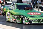 Terry McMillen's IHRA Funny Car... 'The Instigator'.