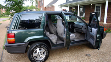 Sold Our Jeep… Thanks To An Auto Detailing Company In Franklin, TN!