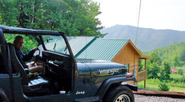 Cosby Creek Cabins: Best Cabin Rentals In The Smoky Mountains (Plus Other Good Ones Too)