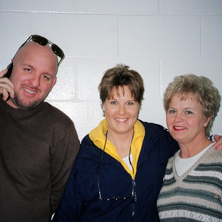Jim, Lynnette and Kay at the Home Show in Nashville.