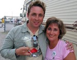Singer-Songwriter Johnny Reid Has An Entire Army Of Support Behind Him… So Does Jim!