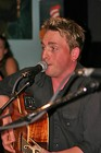 Johnny Reid 'in the round' at the Bluebird Cafe in Nashville, Tennessee.