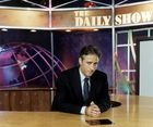 Jon Stewart on The Daily Show.
