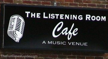 Franklin's Listening Room Cafe: Opening Soon!