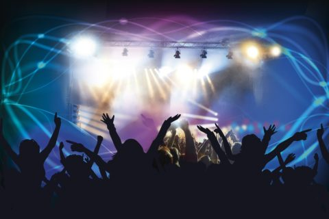 non-country live music venues in nashville, knoxville, and memphis tn