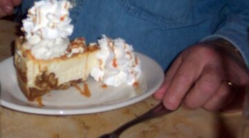 Nashville Cheesecake Factory… Many Happy Returns