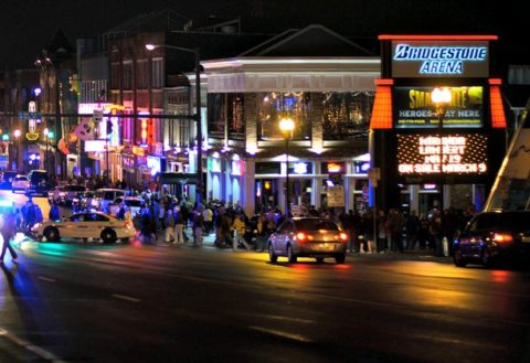 Nashville Tennessee non-country live music venues
