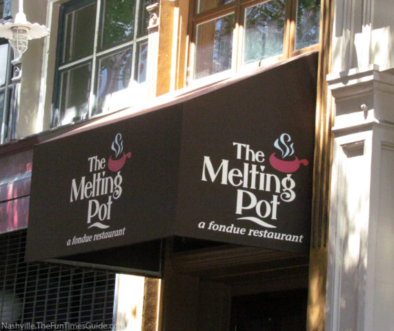 Date Night In Nashville A Review Of The Melting Pot Fondue Restaurant The
