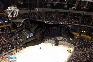 nashville-predators-halftime-inflatables