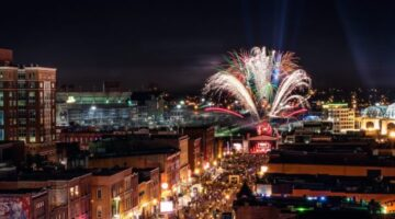 Tips For Viewing Nashville's 4th of July Fireworks