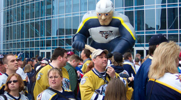 Nashville Predators Hockey Is BACK!… Plus, A Few Rules Changes