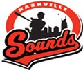 Nashville Sounds minor league baseball logo.