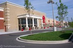This LOOKS like a 'fake' picture... but it's really a shot I took of the new Target in Franklin, Tennessee.