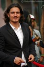 Orlando Bloom in Franklin Tennessee for the premiere of 'Elizabethtown' at Franklin Cinema.