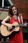Patty Griffin and her guitar.