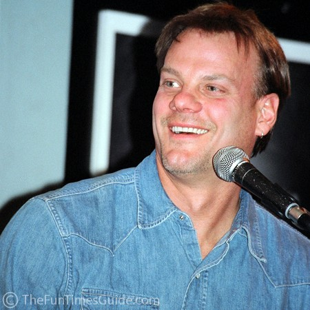 Phil Vassar at the Bluebird in Nashville