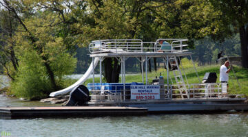 Where To Rent Pontoon Boats & Other Water Toys In Nashville